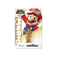 Mario Gold Amiibo Super Mario Bros Series Figure Character TET940 - EE704404