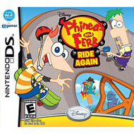 Phineas And Ferb Ride Again For Nintendo DS DSi 3DS 2DS Disney - EE704540