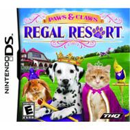Paws And Claws Regal Resort For Nintendo DS DSi 3DS 2DS - EE704546