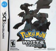 Pokemon White Version For Nintendo DS DSi 3DS 2DS RPG - EE704549