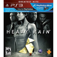 Heavy Rain Greatest Hits For PlayStation 3 PS3 - EE704616