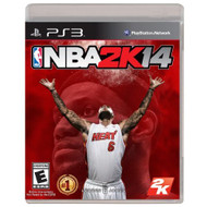 NBA 2K14 For PlayStation 3 PS3 Basketball - EE704619