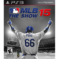 MLB 15: The Show For PlayStation 3 PS3 Baseball - EE704639