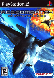 Ace Combat 04: Shattered Skies For PlayStation 2 PS2 With Manual And - EE704674