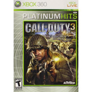 Call Of Duty 3 For Xbox 360 - EE704716