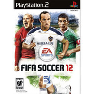 FIFA Soccer 12 For PlayStation 2 PS2 Racing With Manual And Case - EE704781