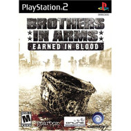 Brothers In Arms Earned In Blood For PlayStation 2 PS2 Shooter - EE704779