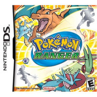 Pokemon Ranger For Nintendo DS DSi 3DS 2DS - EE704813