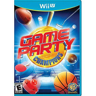 Game Party Champions For Wii U Arcade - EE704821