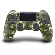 Dualshock 4 Wireless Controller For PlayStation 4 Green Camouflage PS4 - EE704914