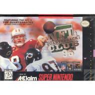 NFL Quarterback Club '96 For Super Nintendo SNES Football - EE704944