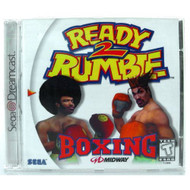 Ready 2 Rumble Boxing For Sega Dreamcast - EE705004