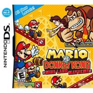 Mario Vs Donkey Kong Mini-Land Mayhem! For Nintendo DS DSi 3DS 2DS - EE705052