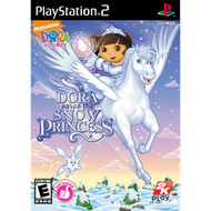 Dora The Explorer: Dora Saves The Snow Princess For PlayStation 2 PS2 - EE705110