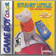Stuart Little: The Journey Home On Gameboy Color - EE705151
