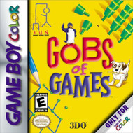 Gobs Of Games On Gameboy - EE705153
