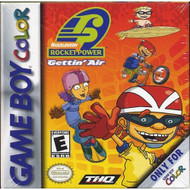 Rocket Power: Gettin' Air On Gameboy Color - EE705158