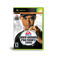 Tiger Woods PGA Tour 2005 Xbox For Xbox Original Golf With Manual And - EE705296