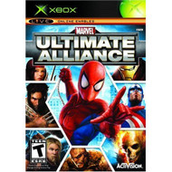 Marvel Ultimate Alliance Xbox For Xbox Original With Manual and Case - EE705293