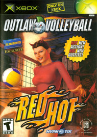 Outlaw Volleyball: Red Hot For Xbox Original With Manual and Case - EE705300