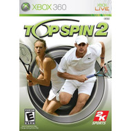 Top Spin 2 For Xbox 360 Tennis - EE705308