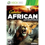 Cabela's African Adventures For Xbox 360 Shooter - EE705323