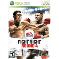 Fight Night Round 4 For Xbox 360 Boxing - EE705365