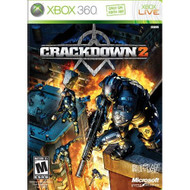 Crackdown 2 For Xbox 360 Shooter - EE705363