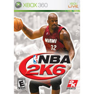 NBA 2K6 For Xbox 360 Basketball - EE705375