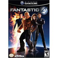Fantastic Four For GameCube 4 With Manual and Case - EE705567