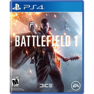 Battlefield 1 For PlayStation 4 PS4 Shooter - EE705618