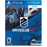 Driveclub PlayStation VR For PlayStation 4 PS4 Racing - EE705627