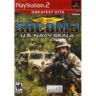 Socom 3 US Navy Seals For PlayStation 2 PS2 - EE705665