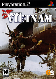 Conflict: Vietnam For PlayStation 2 PS2 Shooter With Manual and Case - EE705673