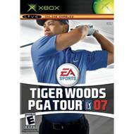 Tiger Woods PGA Tour 07 Xbox For Xbox Original Golf - EE705753