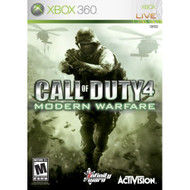 Call Of Duty 4: Modern Warfare For Xbox 360 COD Shooter - EE705794