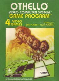 Othello For Atari 2600 Vintage - EE705861