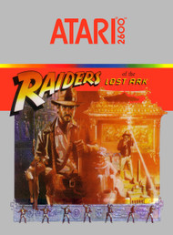 Raiders Of The Lost Ark For Atari Vintage - EE705877