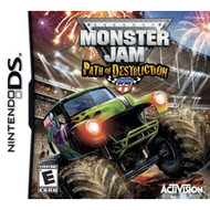Monster Jam 3: Path Of Destruction For Nintendo DS DSi 3DS 2DS With - EE705903