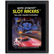 Video Computer System Cartridge Slot Racers For Atari Vintage - EE705912