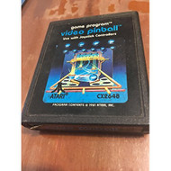 Video Pinball Atari 2600 For Atari Vintage Arcade - EE705923