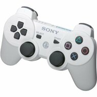 Sony OEM Dual Shock 3 Controller For PlayStation 3 PS3 Classic White 9 - ZZ705976