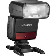Insignia Compact Ttl Flash For Sony Cameras Black - EE706003
