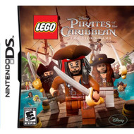 Lego Pirates Of The Caribbean For Nintendo DS DSi 3DS 2DS Disney - EE706108