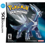Pokemon Diamond Version For Nintendo DS DSi 3DS 2DS RPG - EE706131