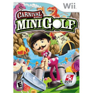 Carnival Games: Minigolf For Wii Golf - EE706173