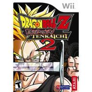 Dragonball Z Budokai Tenkaichi 2 For Wii - EE706213