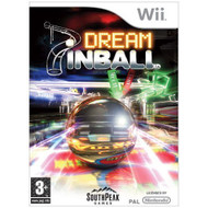 Dream Pinball 3D Wii By Southpeak For Wii Arcade - EE706226