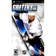 Gretzky NHL' 06 For PSP UMD Hockey With Manual and Case - EE706236