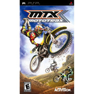MTX Mototrax Sony For PSP UMD With Manual and Case - EE706234